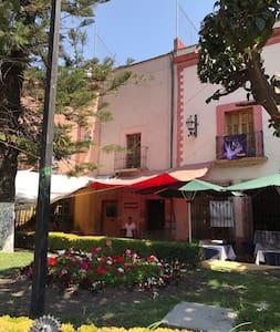 Bonito departamento en centro de Qro. - Santiago de Querétaro - Huoneisto