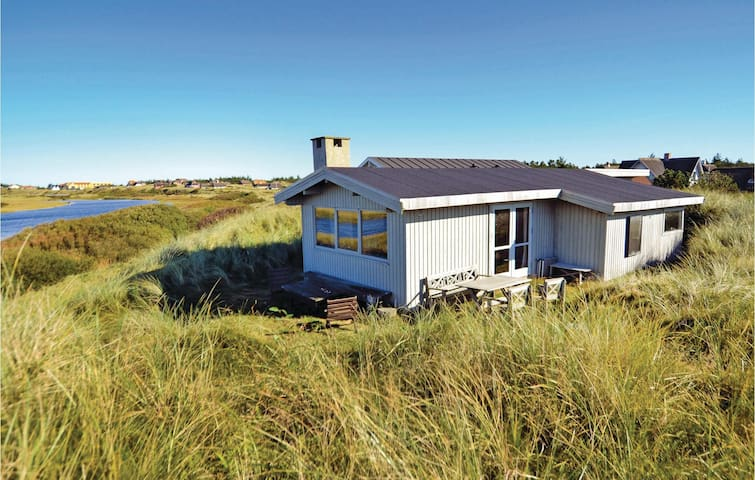 Holiday cottage with 3 bedrooms on 56m² in Nørre Nebel