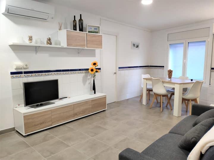 Apartamento el Cau, acogedor y cerca del Montseny