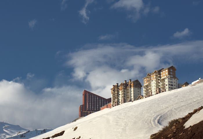 Best Refuge Valle Nevado Ski Resort - Las Condes - Apartment