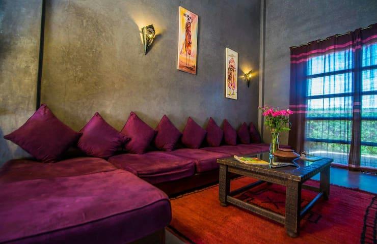 Villa pas cher à 20 minutes de MARRAKECH - Douar Zemrane - Villa