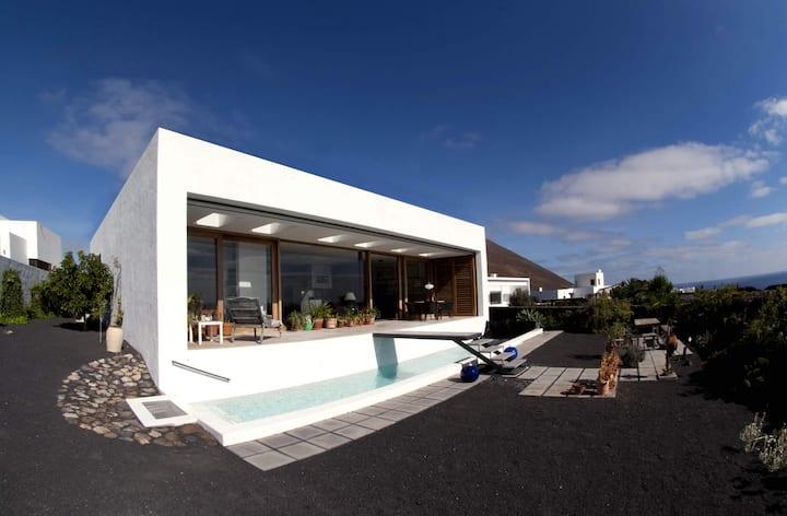 'Casa Amor Indiano' - Wohlfühlhaus mit Meerblick