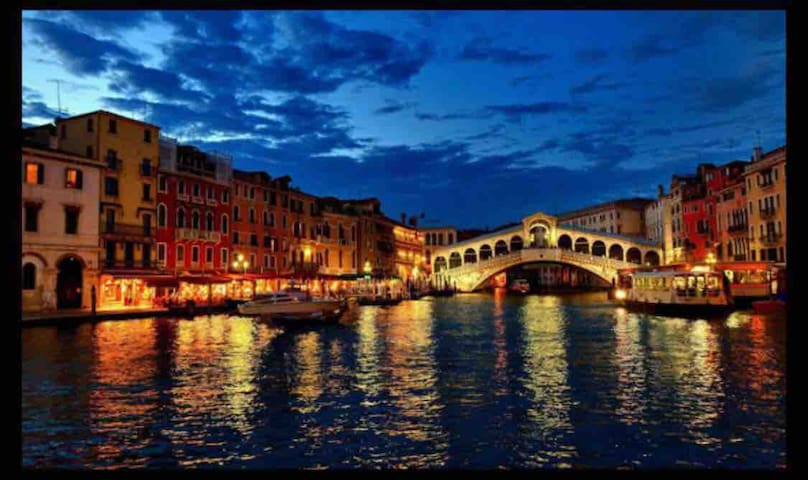 Sleep in venezia.3
