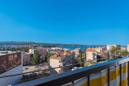 Apartment ROSA with sea view
