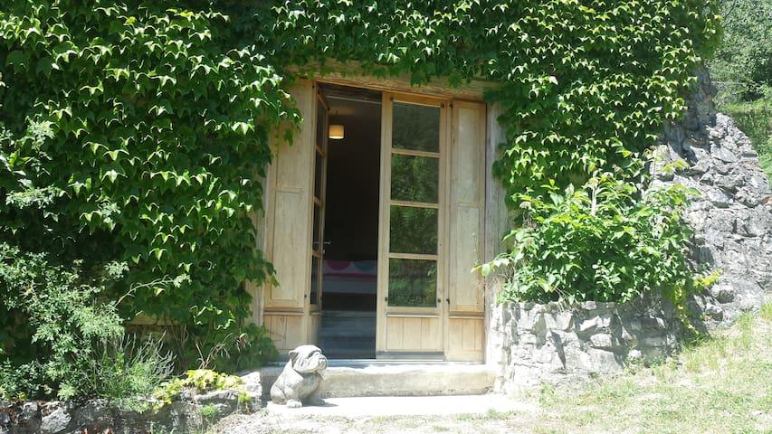 Chambre bucolique dans cadre exceptionnel - Drôme - Crest