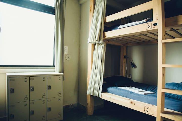 Len Hostel:Female Dormitory bed