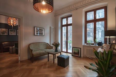 Old comfy danish-style apartment - Berlín - Byt