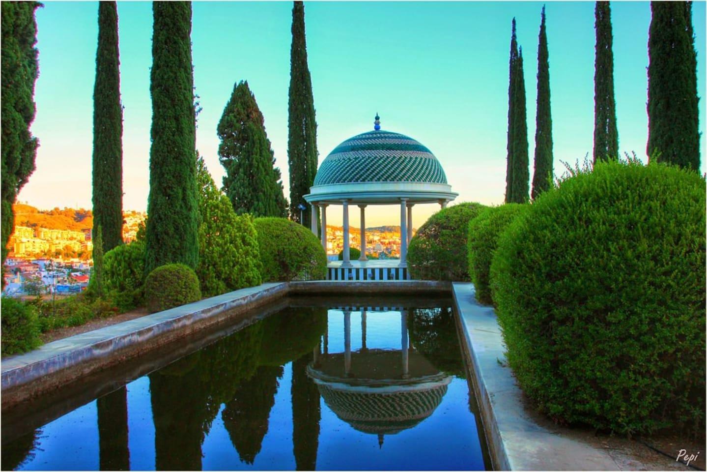 Gardens of Malaga La Concepcion