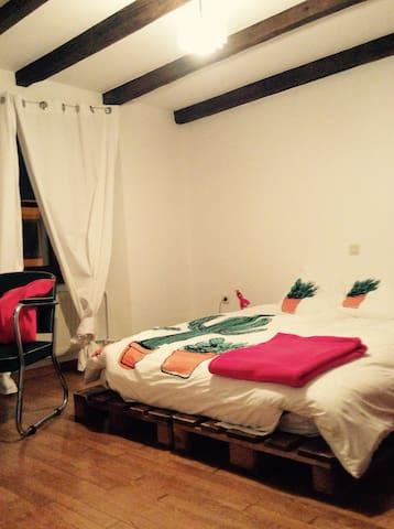 Belle petite chambre - Wiltz - House