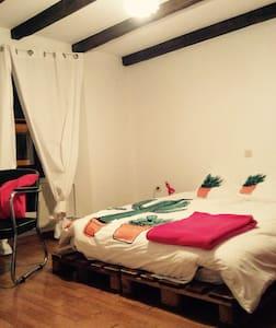 Belle petite chambre - Wiltz - Ház