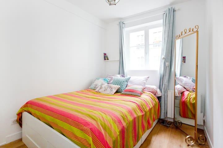 Private suite for 2 - París - Departamento
