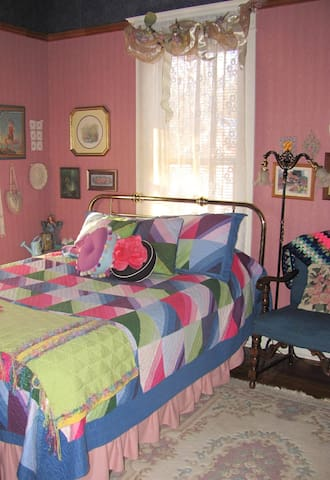 Small but Comfortable Room in B&B at a Great Price