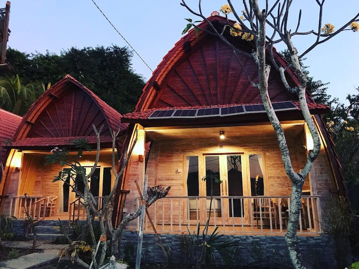 Didesa sweet cottages, nusa ceningan