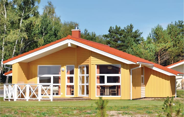 Holiday cottage with 3 bedrooms on 86m² in Tropical Islands