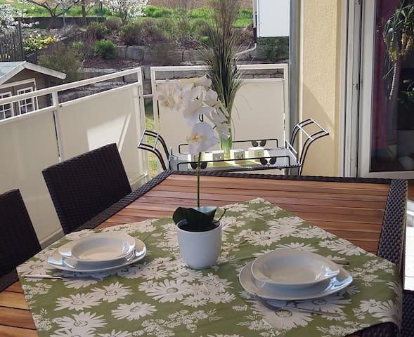 """Wohlfühl-Apartement """"Casa Diana"""" - Sinsheim - Apartament"""