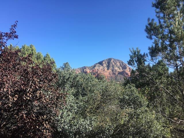 Majestic  Big Nature Cozy & Quiet  West Sedona