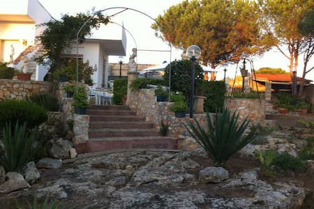 Enchanting Villa With Sea View Pugl - Province of Lecce