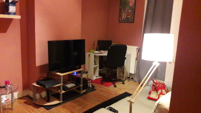 Cosy Appartement nearby Brussels Schuman - Bruxelles - Departamento