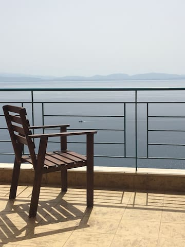 Sea view apartment. - Γύθειο - Apartemen