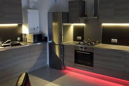 Appartement moderne proche de Lyon - Lentilly - Apartamento