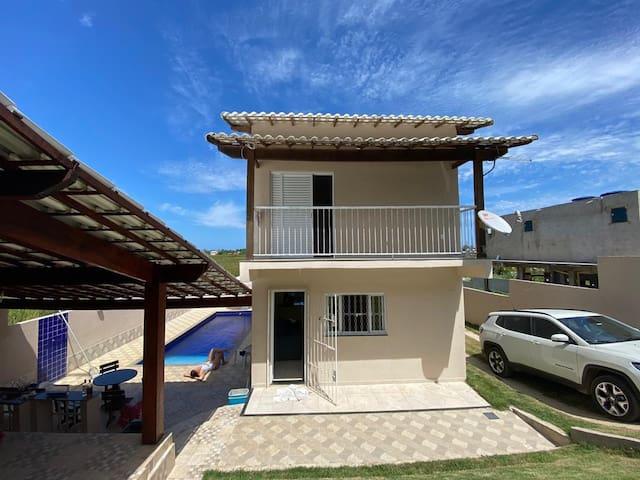 Saquarema Nova Itauna  Piscina 8,5m x 3,3m
