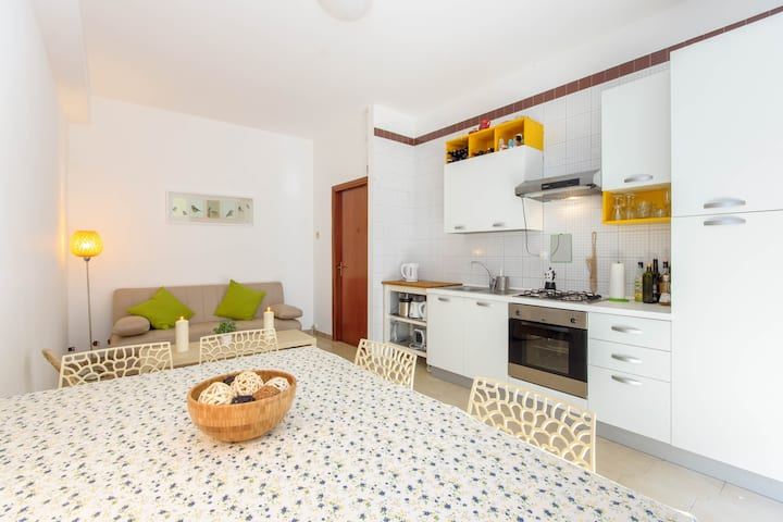 Large apartment excellent WIFI centre of old town