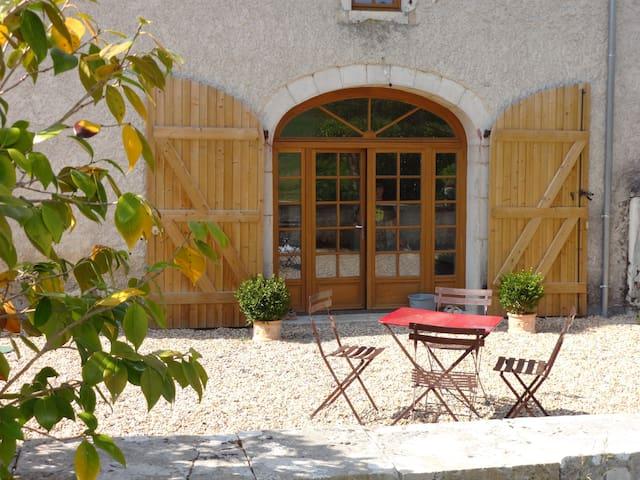 Gites de charme pour 10 personnes - Pyrénées-Atlantiques - ที่พักธรรมชาติ