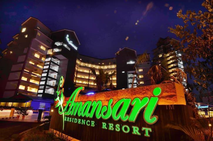 Duplex Apartment @ AmanSari  Resort Seri Alam 9