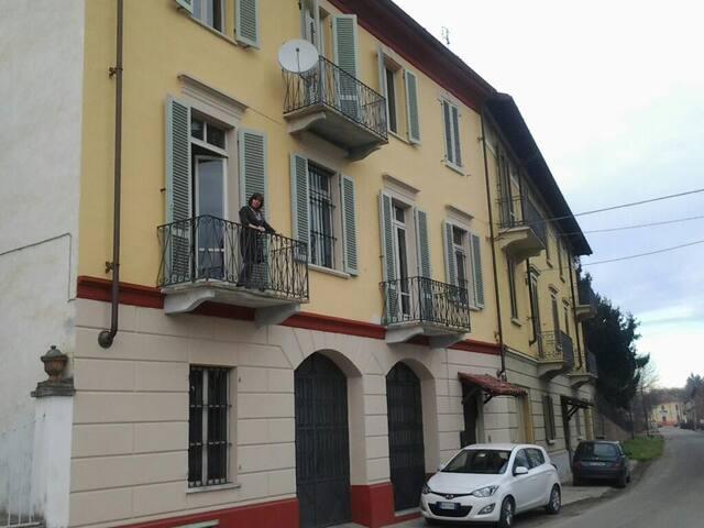 Casa d'epoca nel Monferrato - Curiona-bossoleto