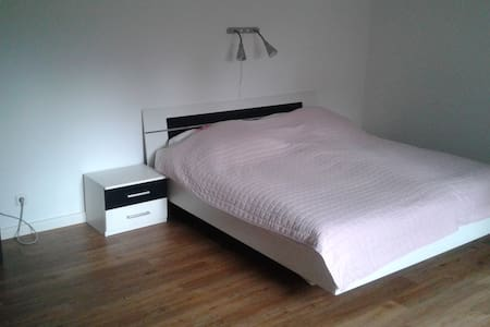 Spacious room near Hannover Messe and CeBit - Lehrte - Haus