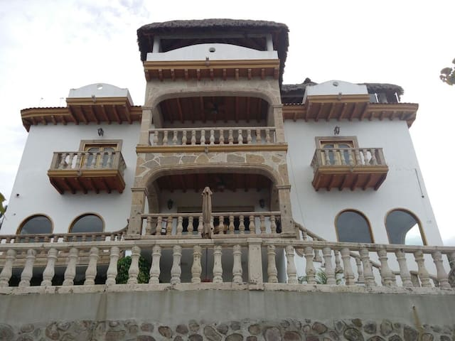 Casa Maria - Aticama - Rumah