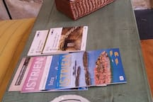 Freshly printed...all you need to know and explore in Istra!