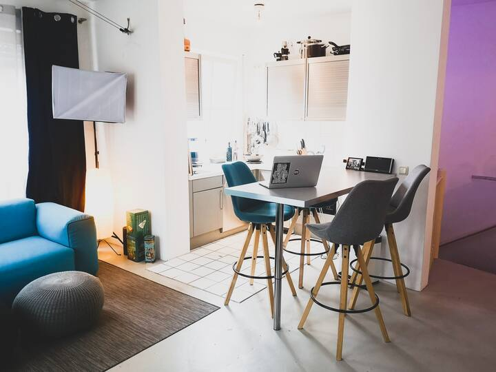 Studio49 - Relaxed living in the south of Munich