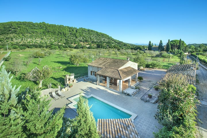 OWL BOOKING VILLA GABALLI - PANORAMIC SETTING