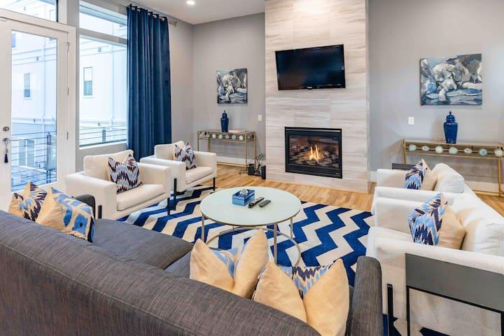 Luxury Montrose Houston Retreat