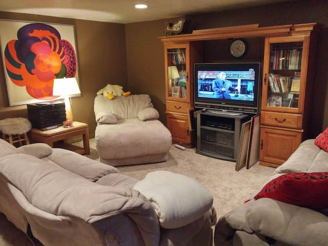Totally Priv. Downstairs Whole Apt. - Park City - Byt