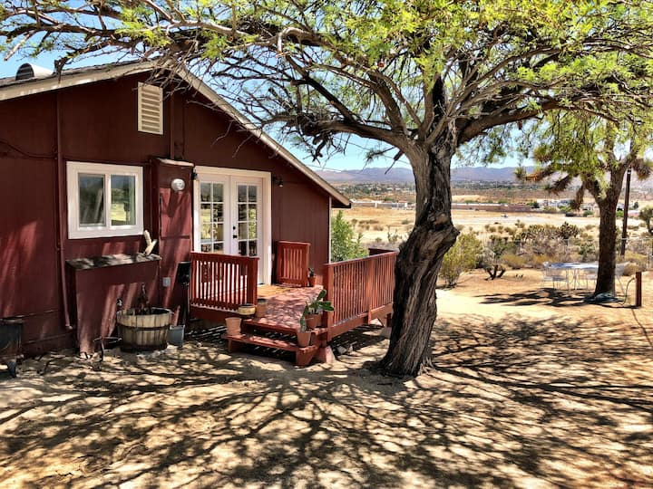 Joshua Tree's Old Paxton Historic Ranch!