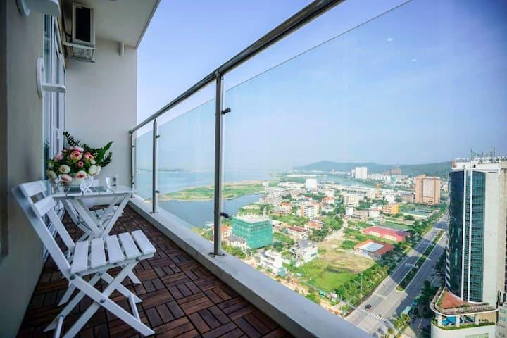 Homestay New life Bai Chay Ha Long 2403A (★★★★)
