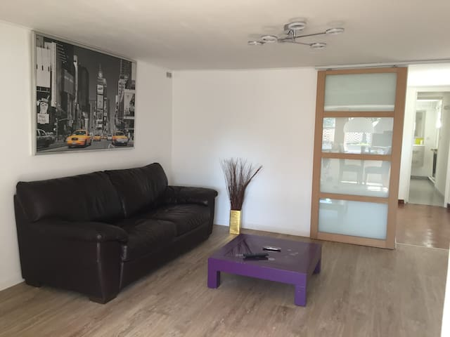 Appartement indépendant neuf (50 m²) à la campagne - Montgiscard - Apartamento