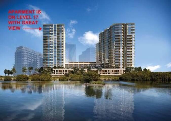 Brand new Room near Sydney Airport - Wolli Creek - Lägenhet