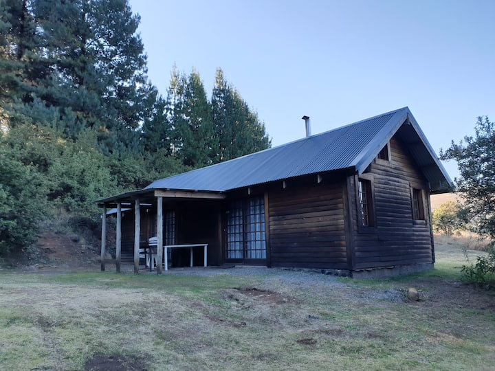 Cosy Cabin at Star Dam Estate, Dargle, KZN