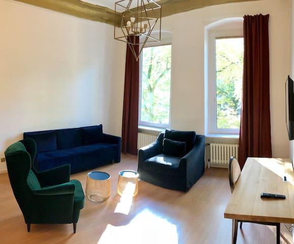 Apartment No 3 City Centre Osnabrück