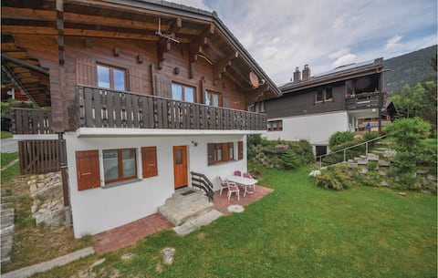 Holiday apartment with 2 bedrooms on 42m² in Blatten bei Naters
