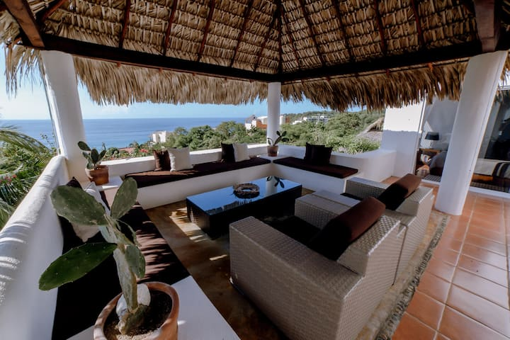 Get away from it all at Salchi Bay