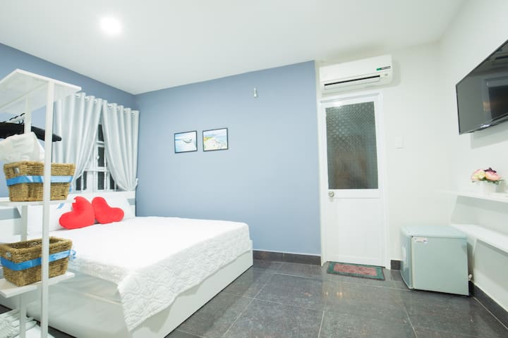 Big Mama 1BR 2F in the centre of Vung Tau