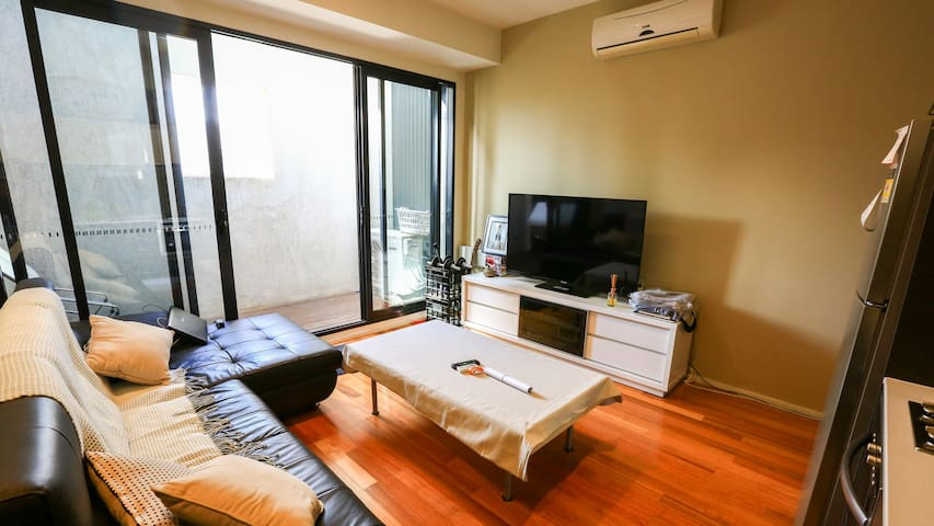 Comfortable Studio apartment in trendy Brunswick - Brunswick - Wohnung