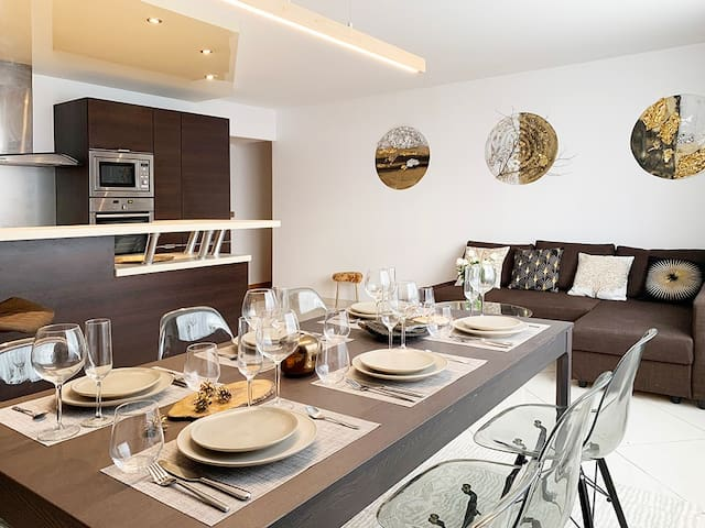 Family big house perfect fit for you trip in paris