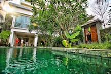 Lilly Villa Rooftop Pool Sea View, 4 bedroom Rawai