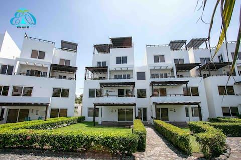 Penthouse Villa Oasis 9E Apartamentos El Muelle
