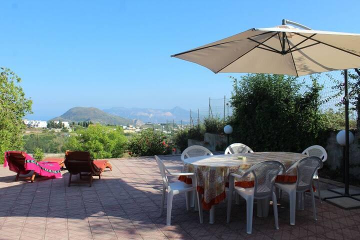 GELSOMINO AB 625 - Lipari - Villa